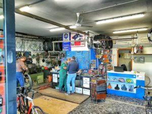 negozio vendita riparazioni biciclette mauo bike grado gorizia